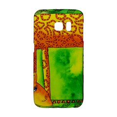 Patterned Giraffe  Galaxy S6 Edge
