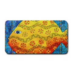 Patterned Fish Medium Bar Mats