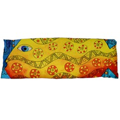 Patterned Fish Body Pillow Cases Dakimakura (Two Sides)