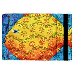 Patterned Fish Ipad Air Flip