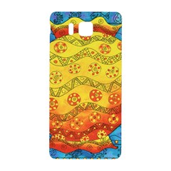 Patterned Fish Samsung Galaxy Alpha Hardshell Back Case