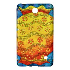 Patterned Fish Samsung Galaxy Tab 4 (8 ) Hardshell Case