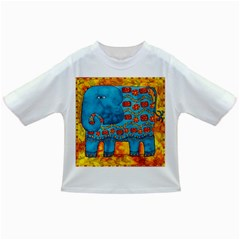 Patterned Elephant Infant/toddler T Shirts