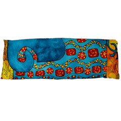 Patterned Elephant Body Pillow Cases (Dakimakura)
