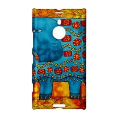 Patterned Elephant Nokia Lumia 1520