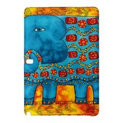 Patterned Elephant Samsung Galaxy Tab Pro 12.2 Hardshell Case
