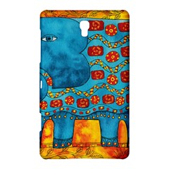 Patterned Elephant Samsung Galaxy Tab S (8.4 ) Hardshell Case
