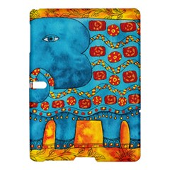 Patterned Elephant Samsung Galaxy Tab S (10.5 ) Hardshell Case