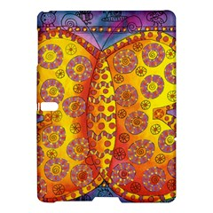 Patterned Butterfly Samsung Galaxy Tab S (10.5 ) Hardshell Case