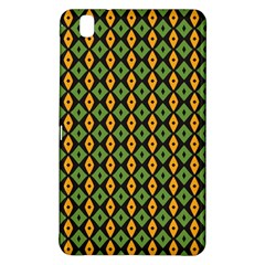 Green Yellow Rhombus Pattern	samsung Galaxy Tab Pro 8 4 Hardshell Case