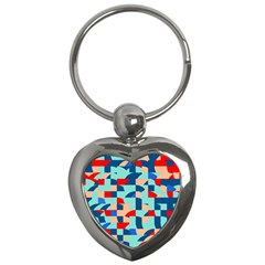 Miscellaneous Shapes Key Chain (heart)