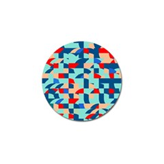 Miscellaneous Shapes Golf Ball Marker (10 Pack)