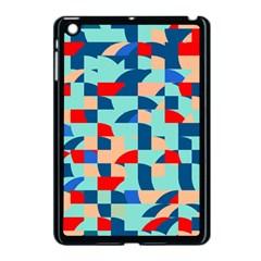 Miscellaneous Shapes Apple Ipad Mini Case (black)