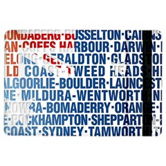 Australia Place Names Flag Ipad Air 2 Flip