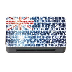Australia Place Names Flag Memory Card Reader With Cf