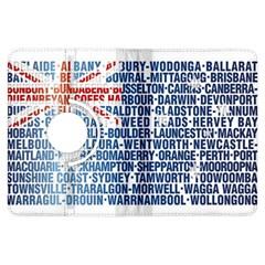 Australia Place Names Flag Kindle Fire Hdx Flip 360 Case