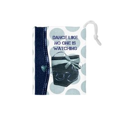 Dance Drawstring Pouch (Small)
