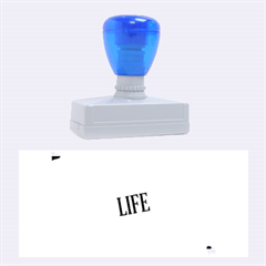 Live The Life You Love Rubber Stamps (Large)
