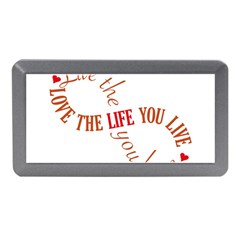 Live The Life You Love Memory Card Reader (Mini)