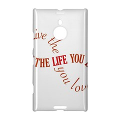 Live The Life You Love Nokia Lumia 1520