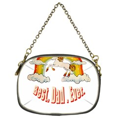 Best  Dad  Ever  Chain Purses (one Side)