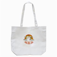 Best  Dad  Ever  Tote Bag (white)
