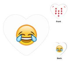 Cryingwithlaughter Playing Cards (Heart)