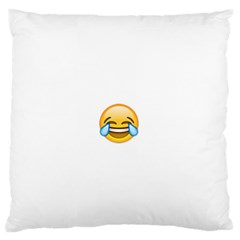 Cryingwithlaughter Large Flano Cushion Cases (One Side)