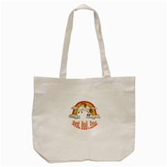 Best. Dad. Ever Tote Bag (Cream)