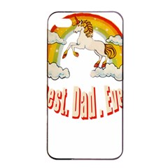 Best. Dad. Ever Apple iPhone 4/4s Seamless Case (Black)