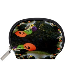 Floating Pumpkins Accessory Pouches (small)