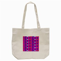 Pink Cell Mate Tote Bag (cream)