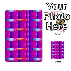 Pink Cell Mate Multi-purpose Cards (Rectangle)