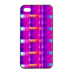 Pink Cell Mate Apple iPhone 4/4s Seamless Case (Black)