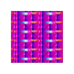 Pink Cell Mate Acrylic Tangram Puzzle (4  X 4 )
