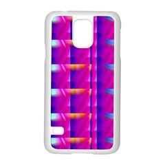 Pink Cell Mate Samsung Galaxy S5 Case (white)