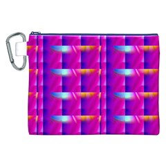 Pink Cell Mate Canvas Cosmetic Bag (XXL)