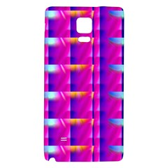 Pink Cell Mate Galaxy Note 4 Back Case