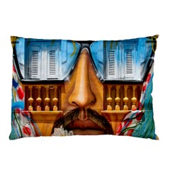 Graffiti Sunglass Art Pillow Cases