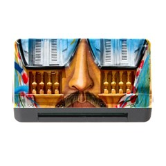 Graffiti Sunglass Art Memory Card Reader with CF