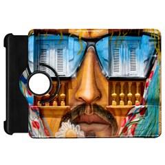 Graffiti Sunglass Art Kindle Fire Hd Flip 360 Case
