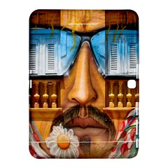 Graffiti Sunglass Art Samsung Galaxy Tab 4 (10 1 ) Hardshell Case