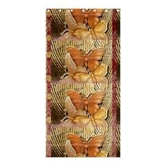 Butterflies Shower Curtain 36  x 72  (Stall)