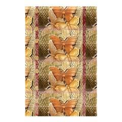 Butterflies Shower Curtain 48  X 72  (small)