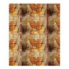 Butterflies Shower Curtain 60  x 72  (Medium)