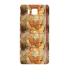 Butterflies Samsung Galaxy Alpha Hardshell Back Case