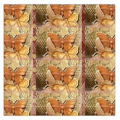 Butterflies Large Satin Scarf (Square)