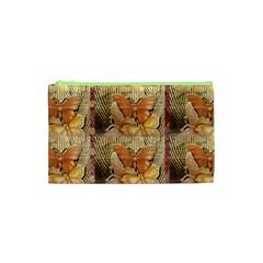 Butterflies Cosmetic Bag (XS)