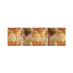 Butterflies Satin Scarf (oblong)