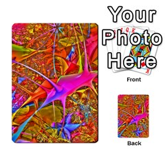 Biology 101 Abstract Multi Purpose Cards (rectangle)